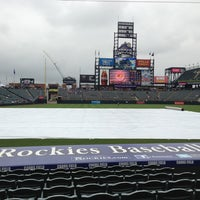 Photo taken at Coors Field by Joe L. on 7/28/2013