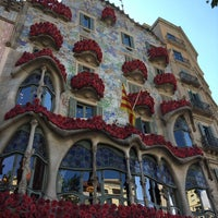 Photo taken at Hotel Paseo de Gracia by Javier M. on 4/23/2016