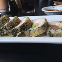 Photo taken at Sushi Factory by Neira D. on 10/18/2016