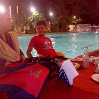 Photo taken at Calcutta Swimming Club by Niel H. on 6/28/2013