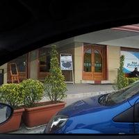 Photo taken at Bellagio Café by Leonardo L. on 3/5/2013