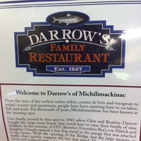 Photo taken at Darrow's Family Restaurant by Angelica C. on 6/11/2013