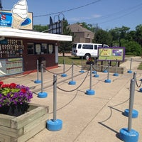 Photo taken at Erma's Frozen Custard by Keith D. on 6/22/2014