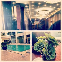 Photo taken at Oriental Hotel by Tunde Naij® on 3/3/2013