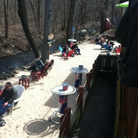 Photo taken at Rhodes North Tavern by Nate A. on 4/7/2013