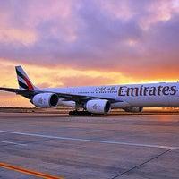 Photo taken at Dubai International Airport (DXB) by Talal 😂 تلال on 10/16/2013