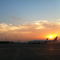 Photo taken at Cairo International Airport (CAI) by J.P. R. on 10/31/2012