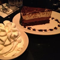Photo taken at The Cheesecake Factory by Kasey K. on 10/10/2012