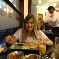 Photo taken at Chennai Dosa by Steve S. on 8/10/2013