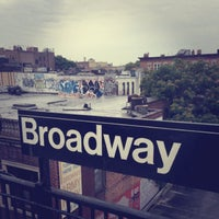 Photo taken at Broadway Station by Andreas P. on 8/3/2013