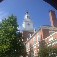 Photo taken at Johns Hopkins University Gilman Hall by Markus T. on 7/9/2016