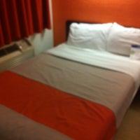 Photo taken at Motel 6 by Edu A. on 11/2/2014