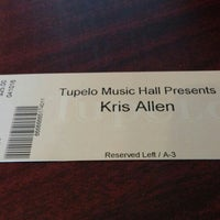 Photo taken at Tupelo Music Hall by Annie L. on 4/10/2016