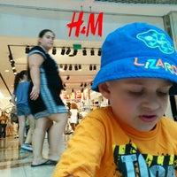 Photo taken at H&M by Oleg K. on 7/9/2015
