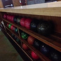 Photo taken at Highland Lanes by Soozie S. on 11/24/2012