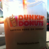 Photo taken at Dunkin' Donuts by Brian P. on 9/5/2013