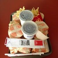 Photo taken at McDonald's by Júlia O. on 3/4/2013
