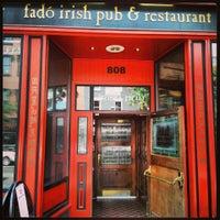 Photo taken at Fadó Irish Pub & Restaurant by Alan Z. on 8/12/2013