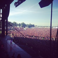 Photo taken at Bonnaroo Music & Arts Festival by Donnie D. on 6/16/2013