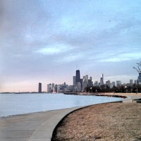 Photo taken at Chicago Lakefront Trail by Kristin A. on 3/14/2013