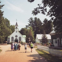Photo taken at Village Québécois d'Antan by Jennifer d. on 7/22/2015