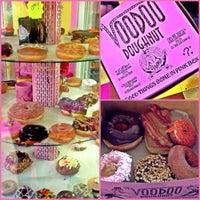 Photo taken at Voodoo Doughnut by Sara C. on 3/5/2013