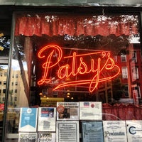 Photo taken at Patsy's Pizza - East Harlem by Anthony B. on 7/3/2013