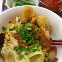 Photo taken at Mie Kocok Bandung by LGADTH on 6/20/2014