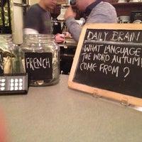 Photo taken at Birch Coffee by Jen B. on 11/7/2012