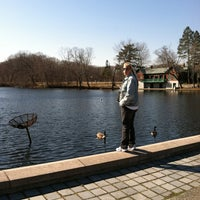 Photo taken at Slater Memorial Park by Dave D. on 4/5/2013
