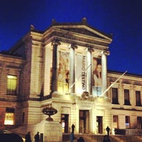 Photo taken at Museum of Fine Arts by Beth Q. on 1/31/2013