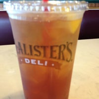 Photo taken at McAlister's Deli by Olaf K. on 10/7/2012