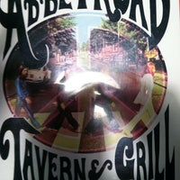 Photo taken at Abbey Road Tavern & Grill by Scot G. on 11/26/2012