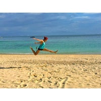Photo taken at Manukan Island by Fieza_Ismail on 2/2/2015