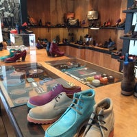 Photo taken at John Fluevog Shoes by Cybil P. on 2/28/2014