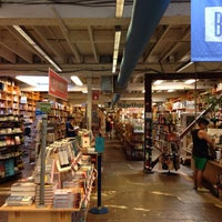 Photo taken at Powell's Books on Hawthorne by Angelo D. on 7/17/2014