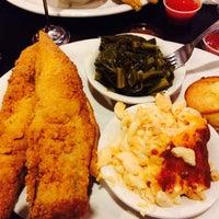 Photo taken at Soul Appetit by Kimberly K. on 3/28/2014