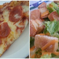 Photo taken at Molokai Pizza Cafe by Chrissy D. on 3/9/2013
