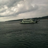 Photo taken at On The Boat by P. Lia S. on 3/24/2013