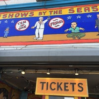 Photo taken at Coney Island USA - Museum & Freak Show by Will T. on 8/27/2016