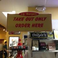 Photo taken at r.g. Burgers by Nicholas M. on 7/5/2013