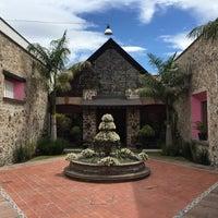 Photo taken at Hacienda Caltengo by Felipe C. on 10/24/2015