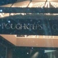 Photo taken at Poughkeepsie Galleria Mall by Maria C. on 1/4/2013