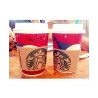 Photo taken at Starbucks by Denise J. on 11/24/2012
