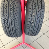 Photo taken at Discount Tire® Store by Heather H. on 3/29/2013