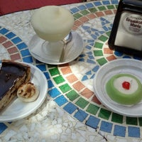 Photo taken at Pasticceria Maria Grammatico by Justyna on 9/2/2015