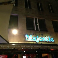 Photo taken at Majestic by Meanwho L. on 7/21/2013