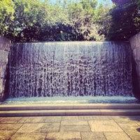 Photo taken at Franklin Delano Roosevelt Memorial by Gianluca F. on 9/1/2013