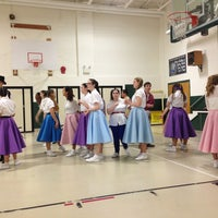 Photo taken at Oakview Elementary School by Thomas K. on 3/8/2013