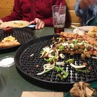 Photo taken at Woodstock's Pizza by Lauren M. on 5/30/2013